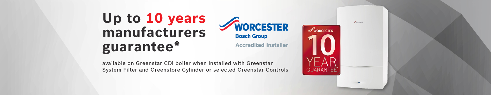 Worcester Gas Boiler Guarantee West Moors